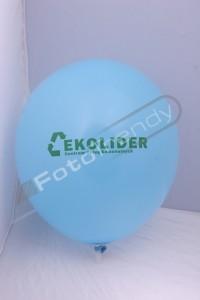 Balony z helem na wstępną promocję